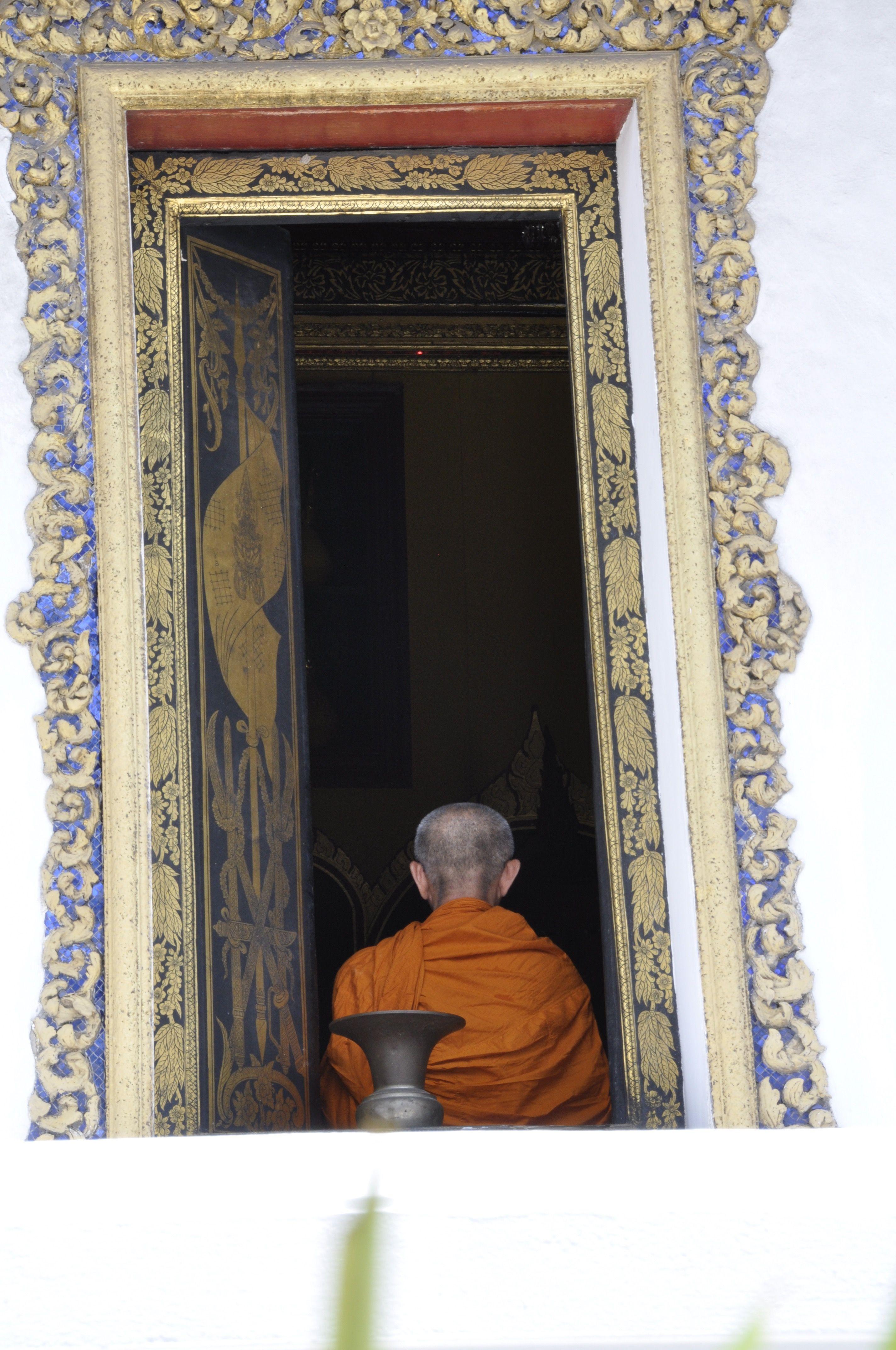 #meditation #monk #thailand
