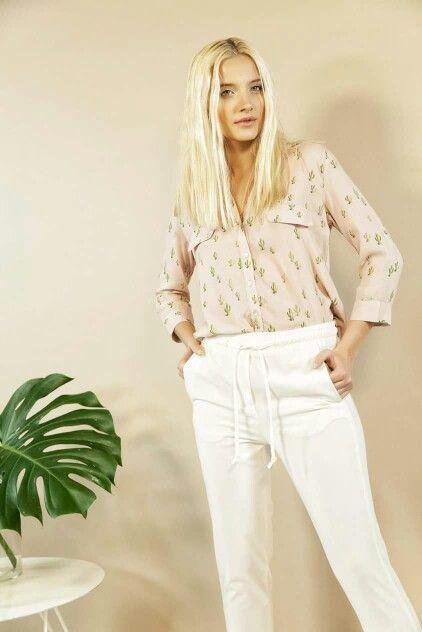 Camisa ROBINS + babucha ALESSIA