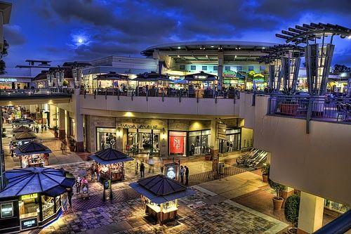Fashion Valley Mall San Diego Food Court