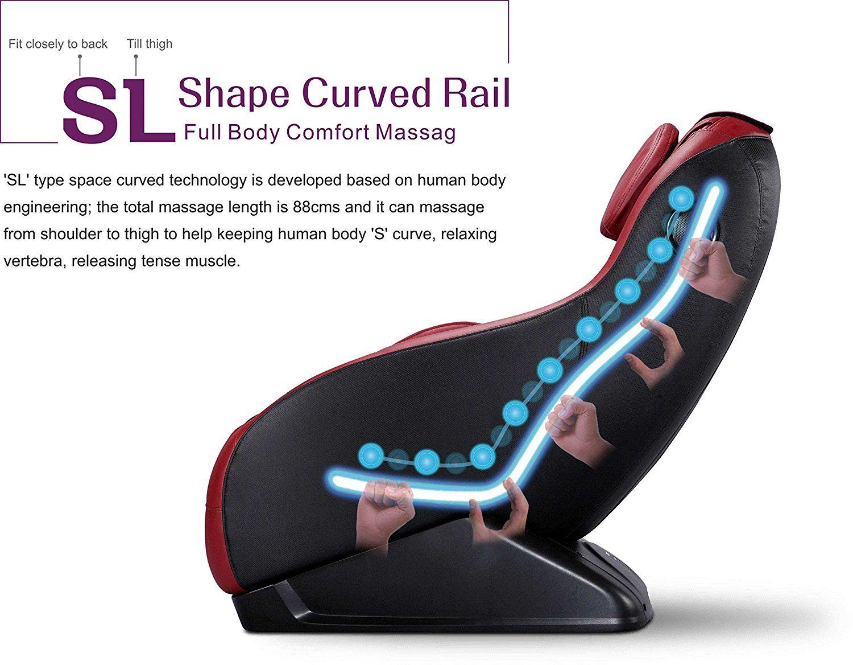 Massage Gaming Chair Stühle, Massage und Wohnzimmer