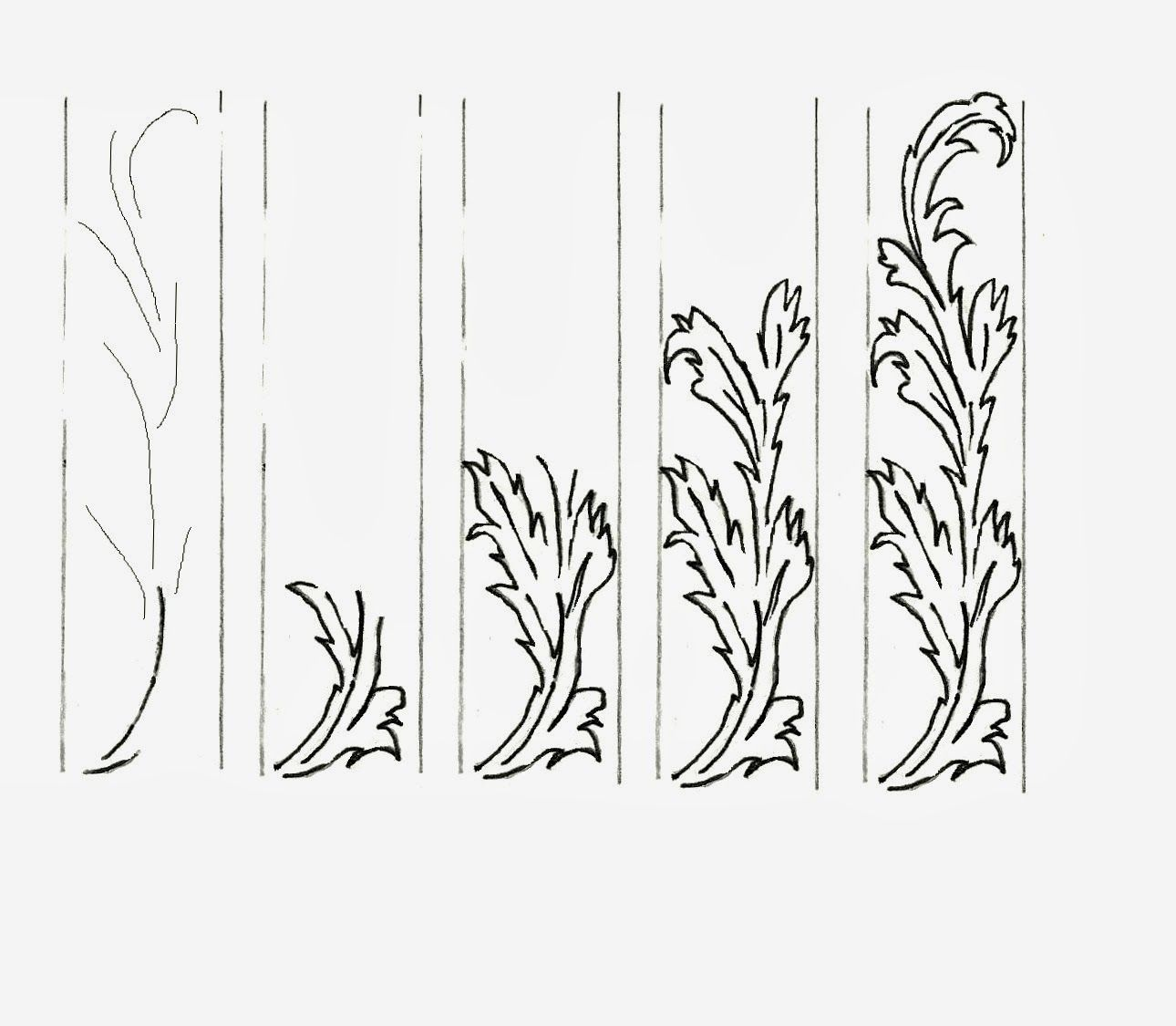 Art Class Ideas How To Draw Scrolls And Scrollwork Scrollwork Medieval Drawings Drawings