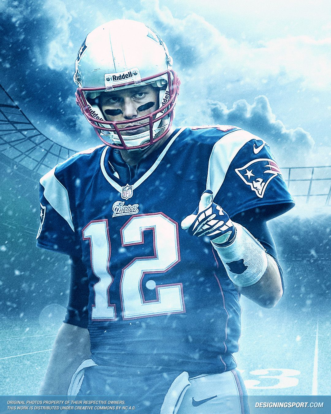 Tom Brady, New England Patriots … New England Patriots