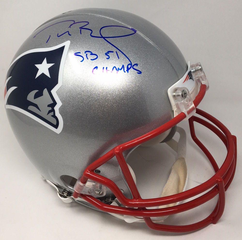 a435913e57a TOM BRADY Autographed