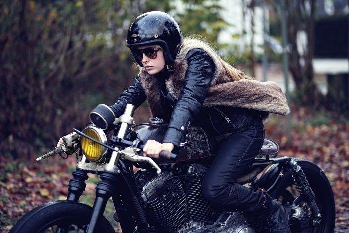 2007 HARLEY SPORTSTER 'ONE PUNCH' – ZADIG – THE BIKE SHED  PHOTO – SEBASTIEN LAURENT
