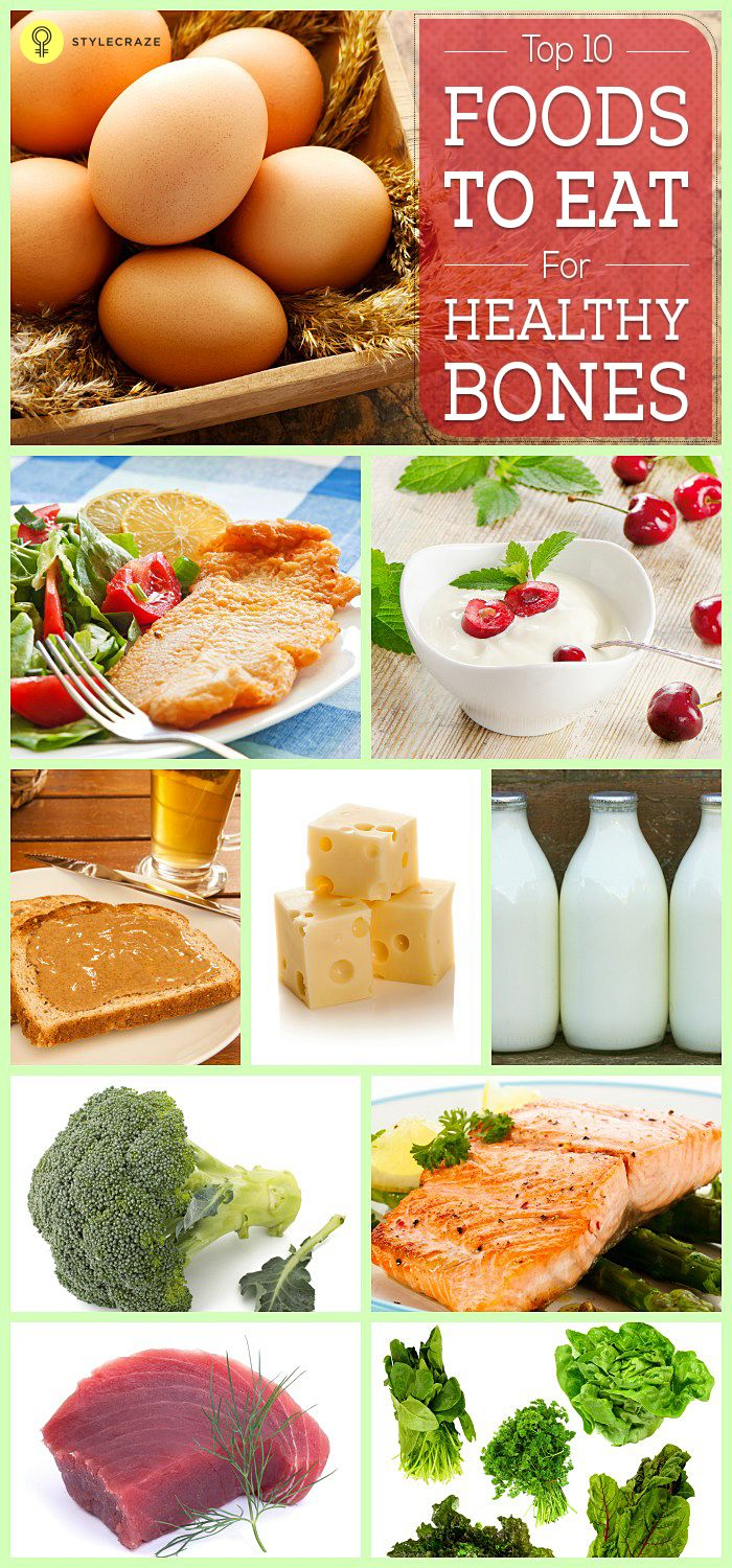 11 Best Foods For Strong Bones Foods To Eat And Avoid To Improve Bone Health