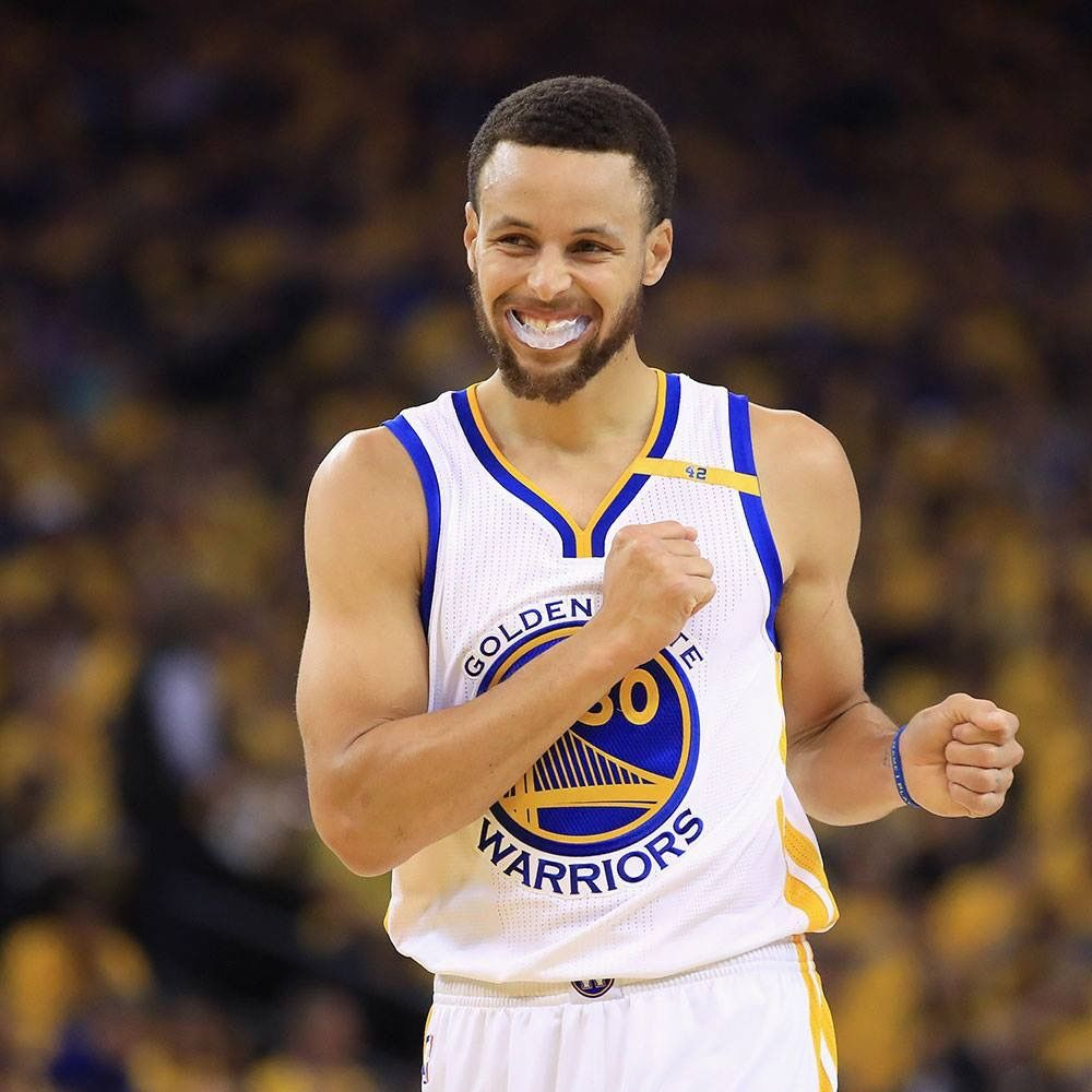 how to draw stephen curry face