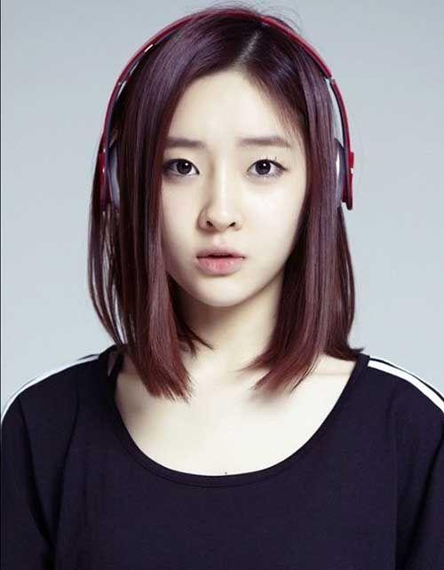 Trendy Short Haircuts Hair Pinterest Short - Trendy asian hairstyle 2016