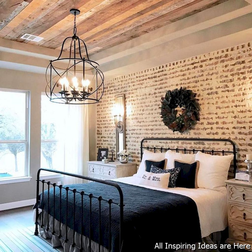 Awesome 30 Insane Modern Farmhouse Bedroom Lighting Ideas Https
