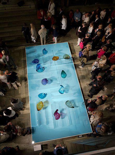 NK Glas, Porslin, & Kok - Sweden - 2012 gia Martin M. Pegler Award for Visual Merchandising