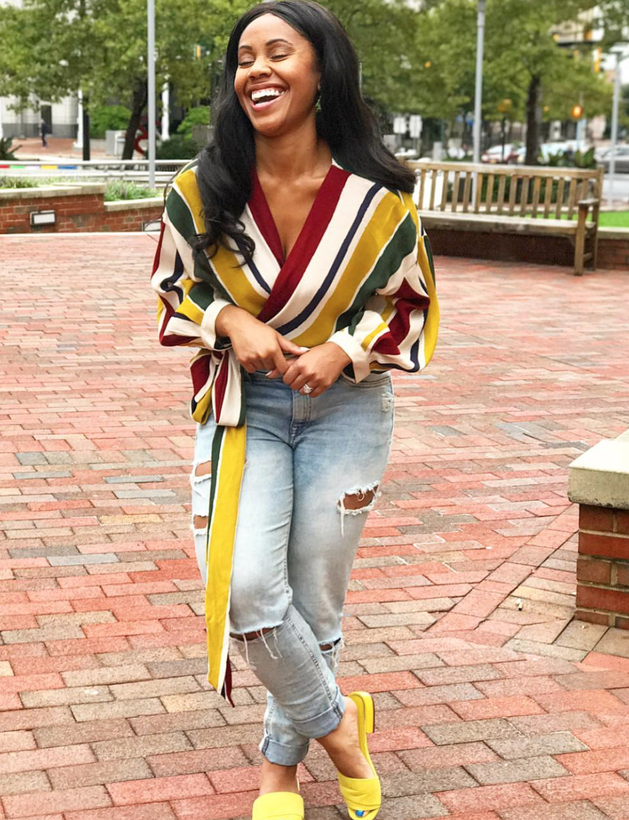 ca18dacc813 Fashion Bombshell of the Day  Majesty from Charlotte - Fashion Bomb Daily  Style Magazine