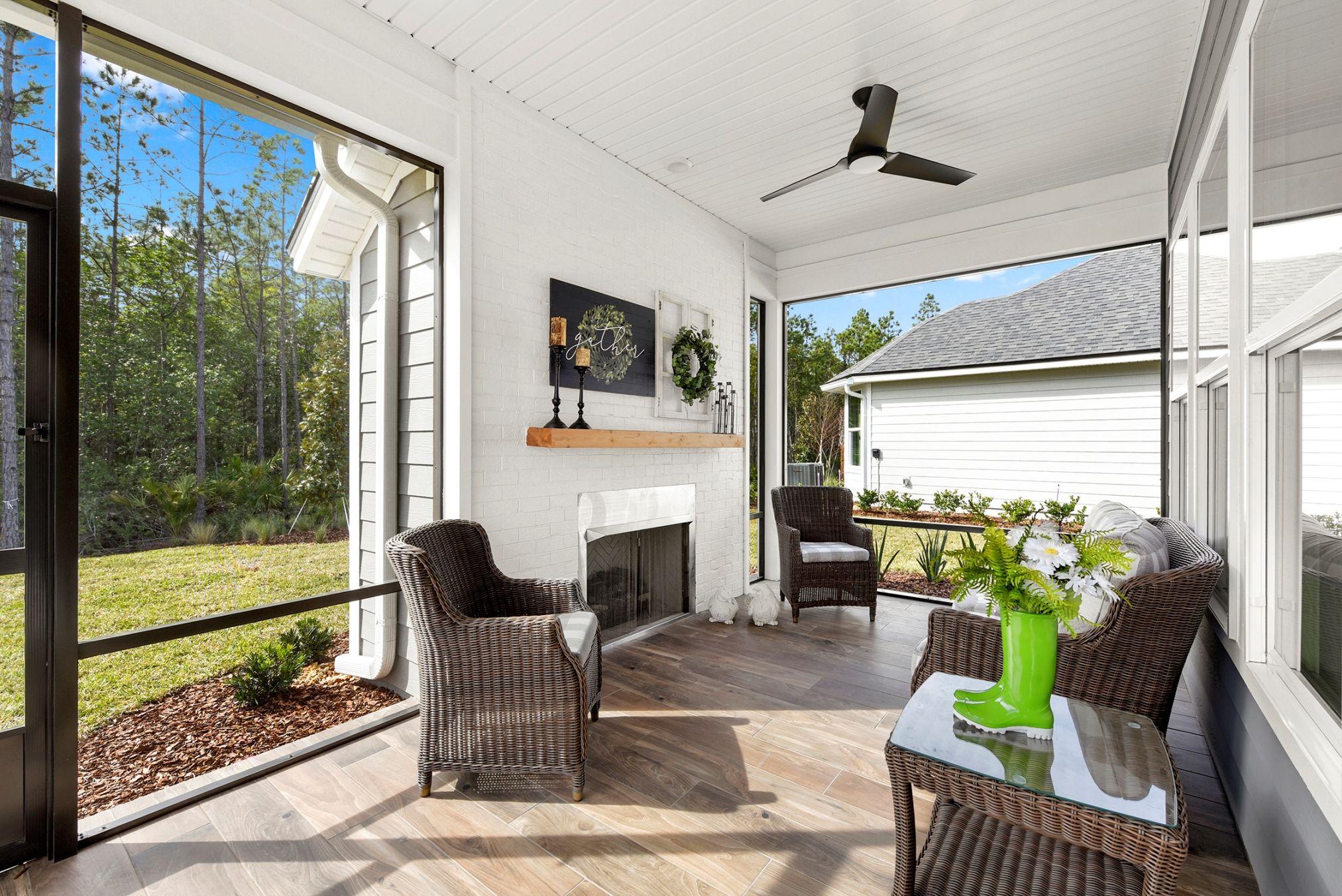 Outdoor Living in 2020 | Riverside house, Model homes ... on Riverside Outdoor Living id=81489