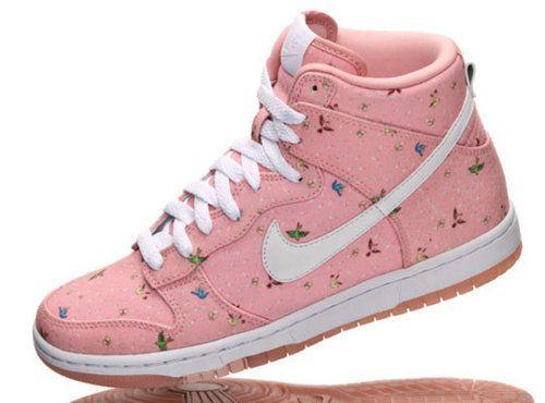 fancy.torm466083627554313113 Sneakers! | Roze nike