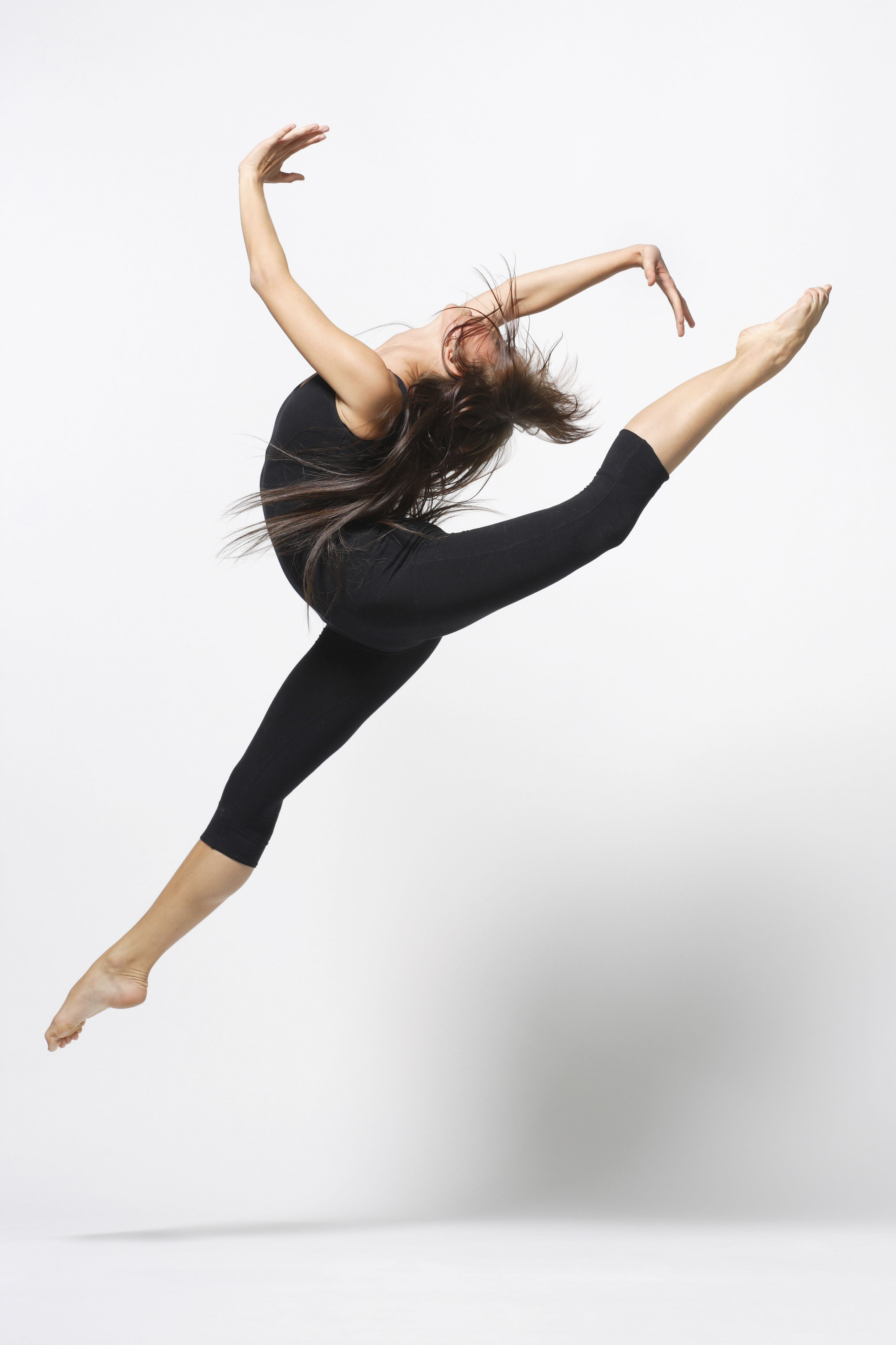 Images For > Contemporary Dancer Jumping | Dance ...