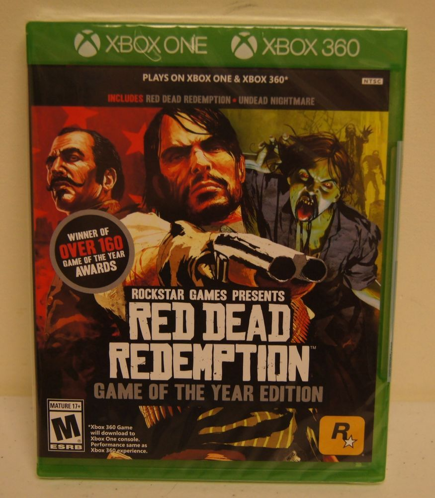 Details About New Red Dead Redemption Game Of The Year