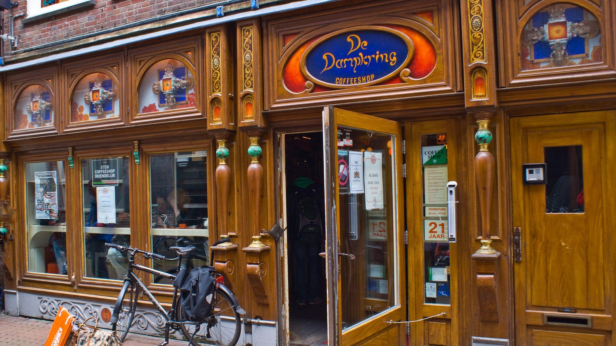 The Best Coffeeshops In Amsterdam Coffee Shop Amsterdam
