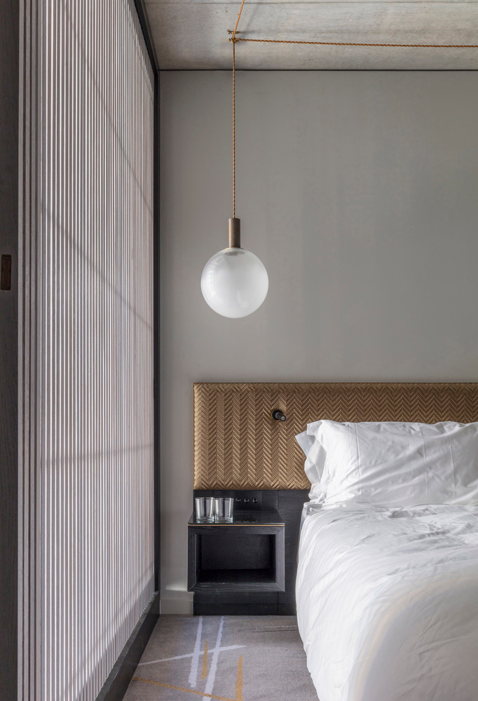Shoreditch Design Rooms: Gallery Of Nobu Hotel Shoreditch / Ben Adams Architects
