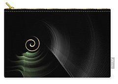 Carry-all Pouch featuring the digital art In The Darkness by Elena Ivanova IvEA #ElenaIvanovaIvEAFineArtDesign #Decor #Gift #CarryAllPouches