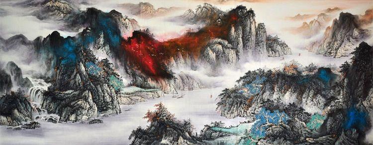 Landscape Paintings Famous Artists