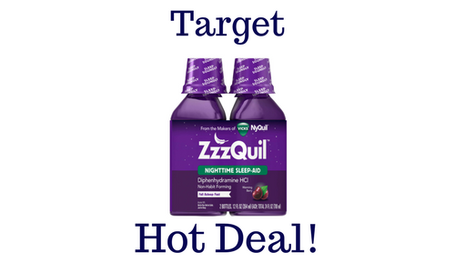 Target Has Zzzquil Nighttime Sleep Aid 2pk 9 99 Http Wp Me P56eop V6x Nighttime Sleep Aid Coupon Deals Nordstrom Coupon