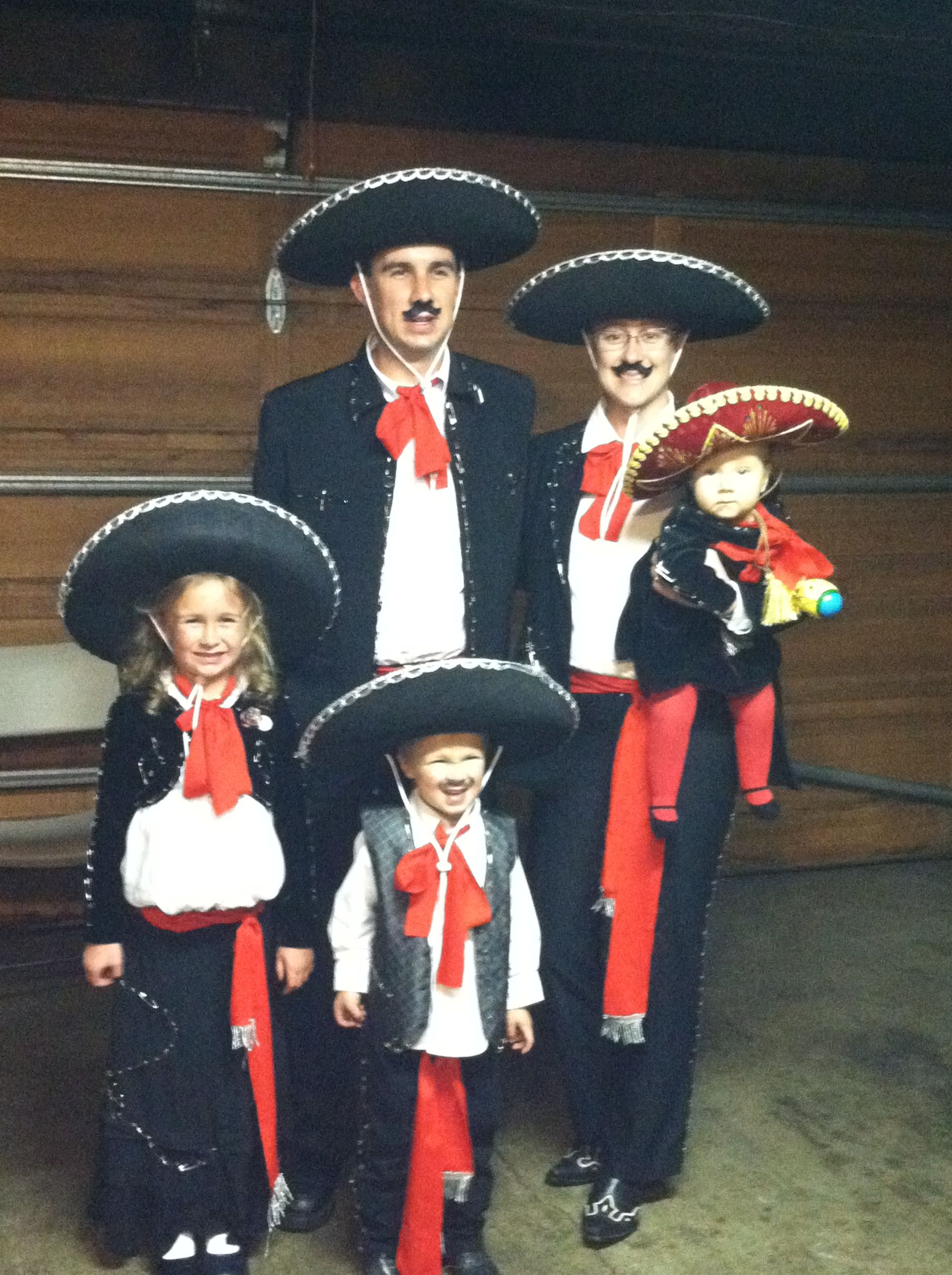 5 de Mayo Boys Tolders Mexican Mariachi Suit Set Mexican Folklorico