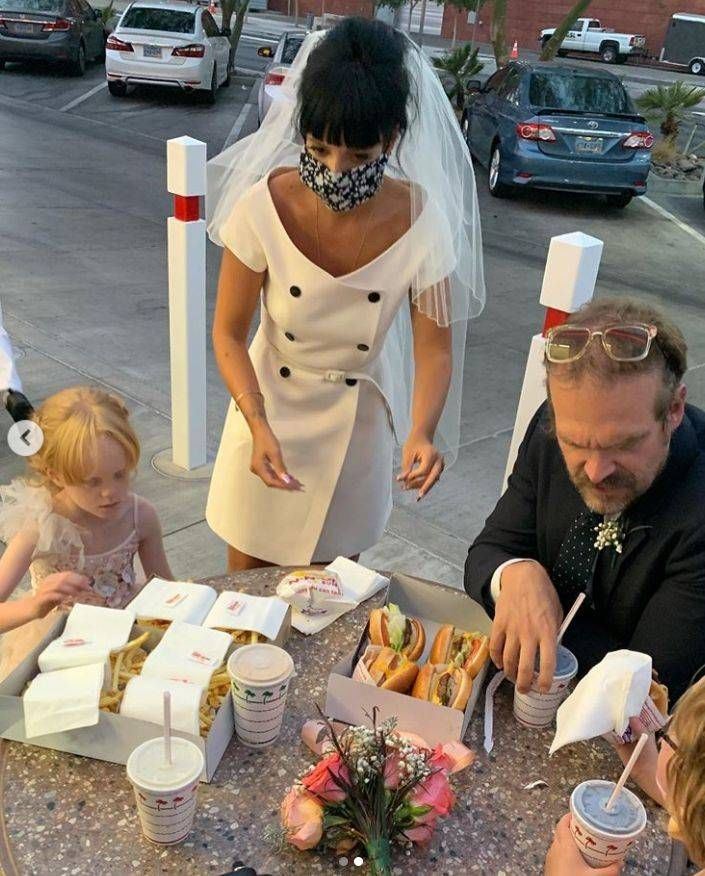 Dior, Elvis, Las Vegas és sült krumpli Lily Allen