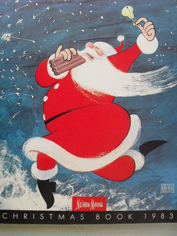 The Cover Of 1983 Neiman Marcus Christmas Book