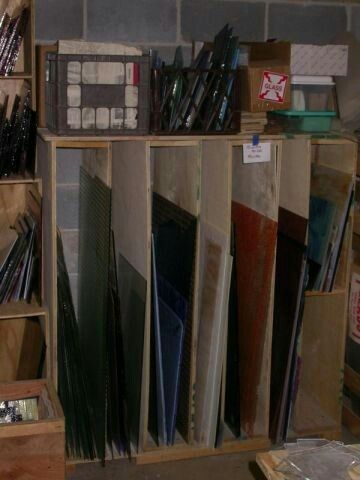 Explore Stained Gl Storage Rackore