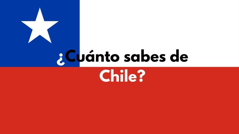 Cuánto Sabes De Chile Reto 1 Quiz Sobre Chile Preguntas De Cultura General Cultura General Presidentes De Chile
