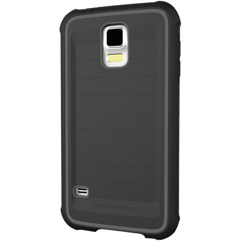 Body Glove Samsung Galaxy S 5 Shocksuit Case (black And Charcoal) - MNM Gifts