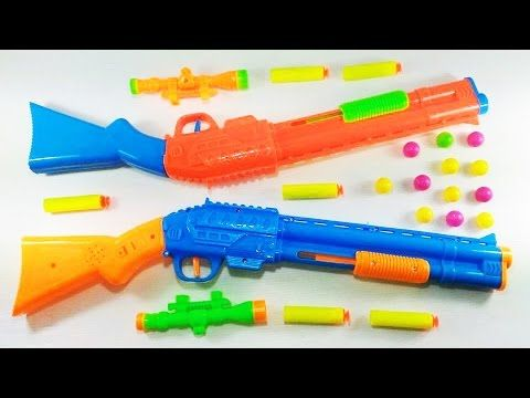 The firearm we are testing today is no doubt building on the success of the  Nerf Blaster idea, but the Chinese-made Zuru guns have looked at opening up  the ...
