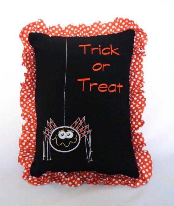 Halloween pillow 12x16 Halloween decor Outdoor by PillowCorner, $32.95