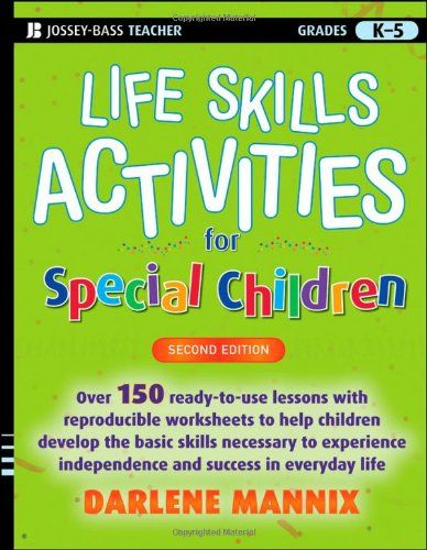 nice Life Skills Activities for Special Children  #Activities #Children #life. #Skills #Special