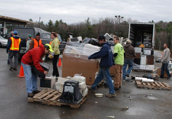Local church organizing e-waste recycling event | Daily
