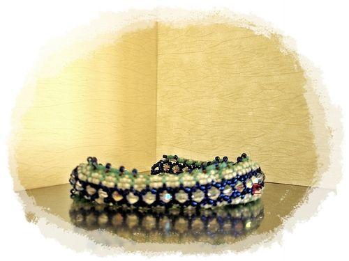 braccialetto swarovsky