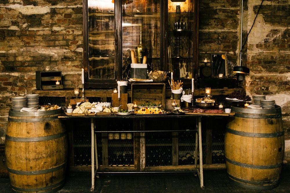 Brooklyn Winery Wedding Walkthrough Brooklyn winery, New
