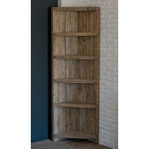 Angoliera in legno di recupero Luxe Lodge | MY FORNITURE | Pinterest