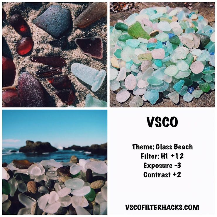 Glass Beach Instagram Feed | vsco | Vsco filter, Vsco, Best