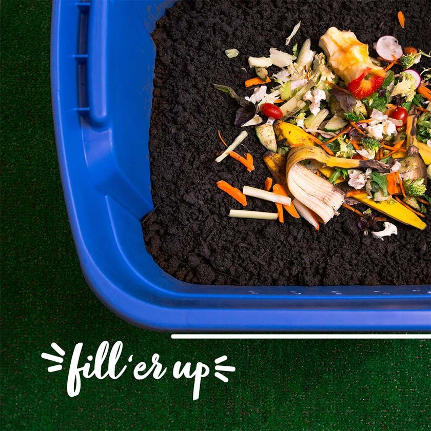 Making A Compost Bin, Compost