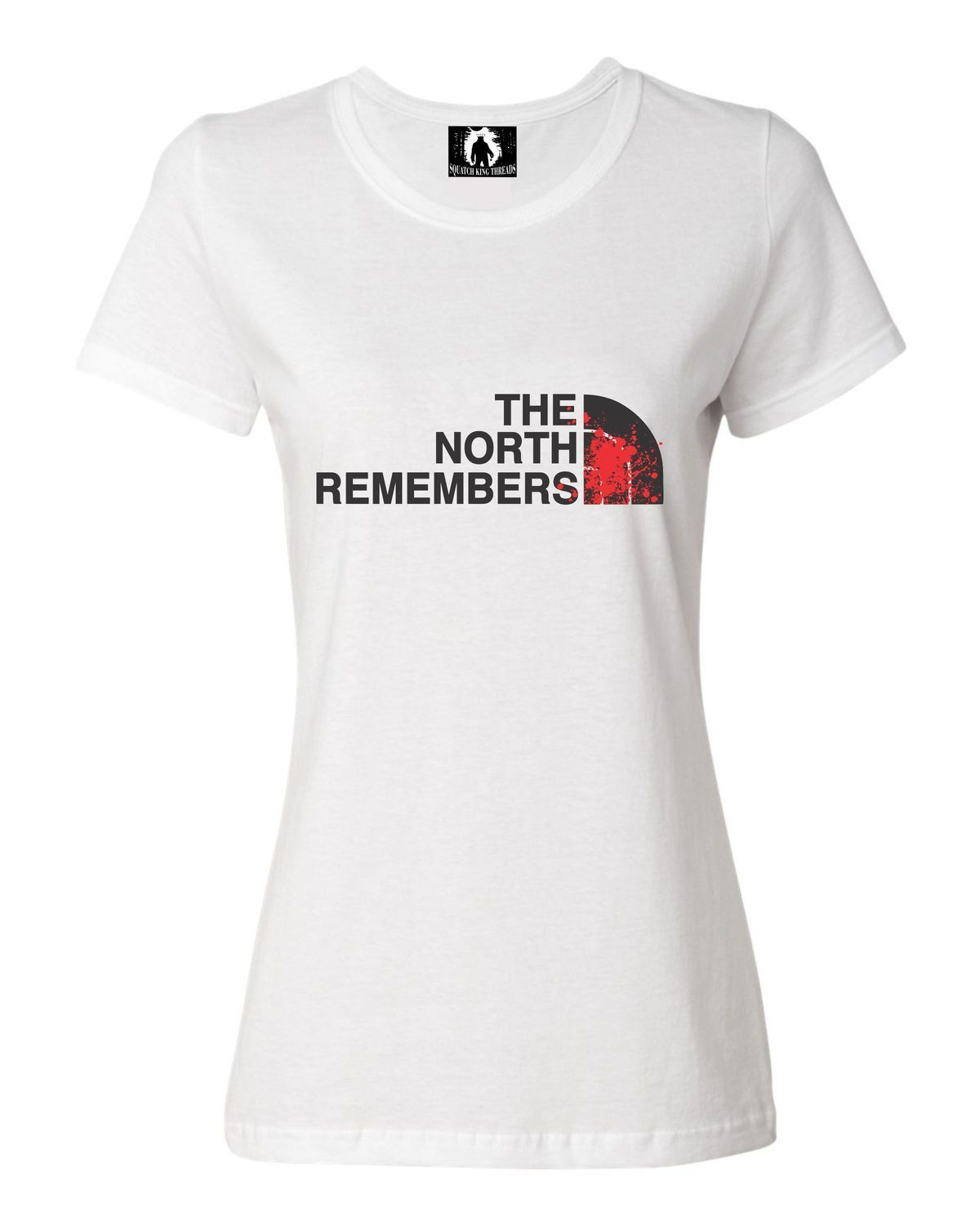 Womens The North Remembers T-Shirt