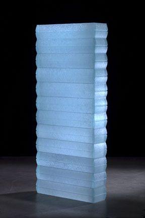 DANIEL CLAYMAN | Glass Sculpture by Dan Clayman | Schantz Galleries