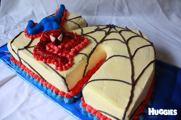 Pin On Spider Man Themed Birthday
