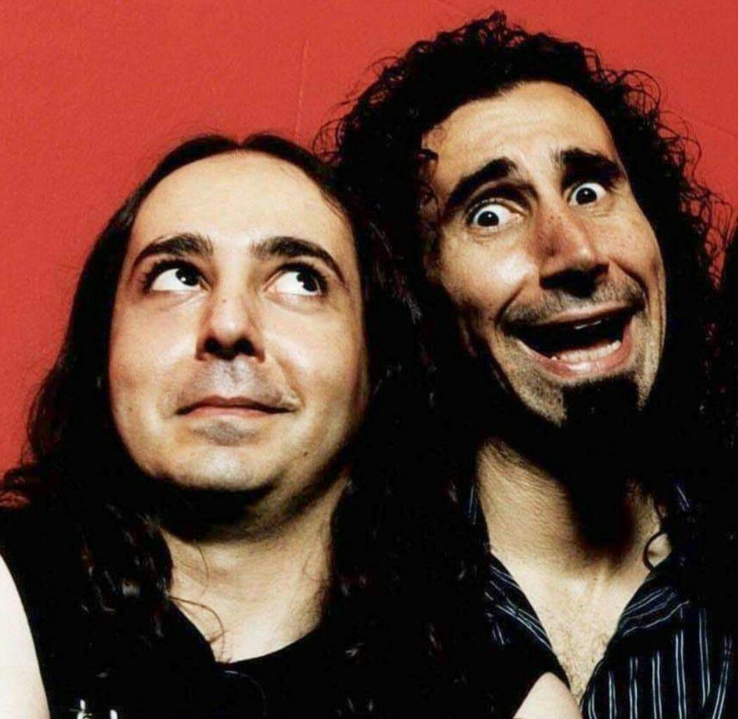 System of a down S.O.A.D Daron Malakian and Serj Tankian 👑 | Musica, Homens