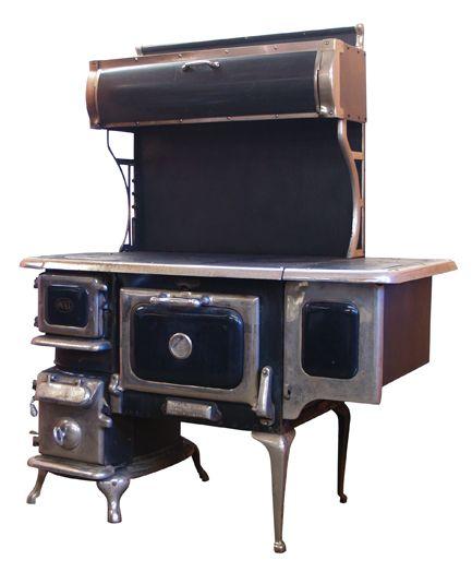 Elmira Wood/Coal Cook Stove - Elmira Wood/Coal Cook Stove STOVES Pinterest Stove, Of And