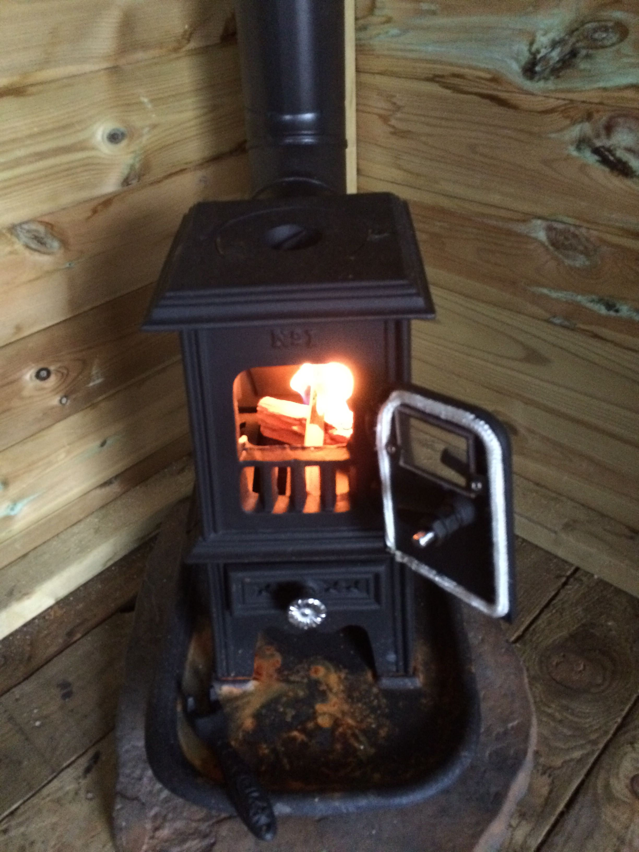 My Little Lottie Pipsqueak Stove Poele A Bois Bois Maison
