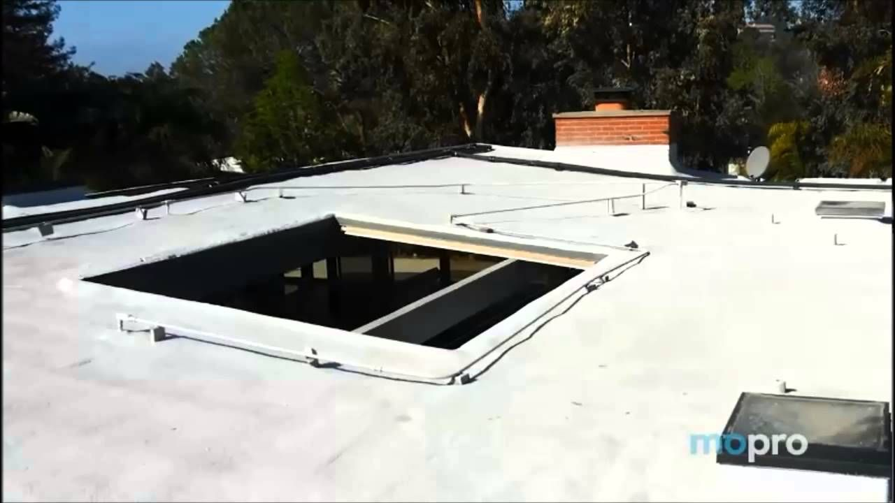 Tulare Flat Roofs Foam Roofing 559 474 4383 Commercial And Industri Foam Roofing Roofing Companies Flat Roof