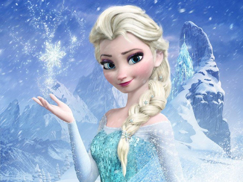 Fairy Tale Princess Frozen Fever Elsa 031 Modern Cross Stitch Pattern Counted Cross Stitch Chart Pdf Format Instant Download