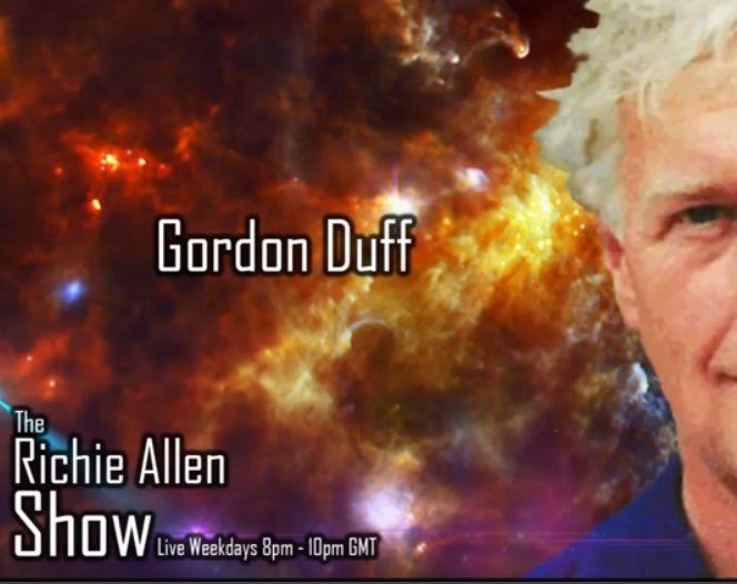 Gordon Duff on Ritchie Allen/UK; Veterans Today: 36:52