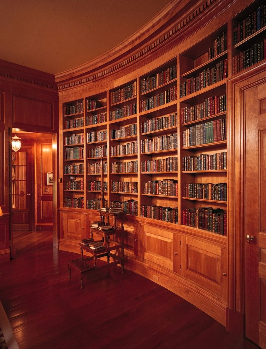 Custommade Library Bookshelves Home Libraries Home Library