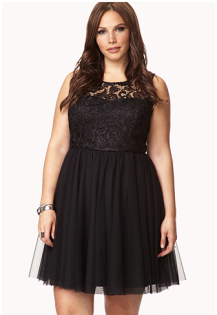 5b97dc0311c18 Plus size Christmas party dress