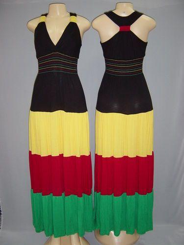 plus size rasta maxi dress   clothes/lingerie   pinterest   plus